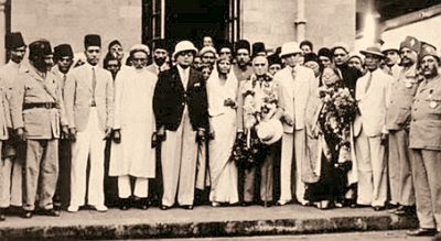 All India Muslim League session, 1936