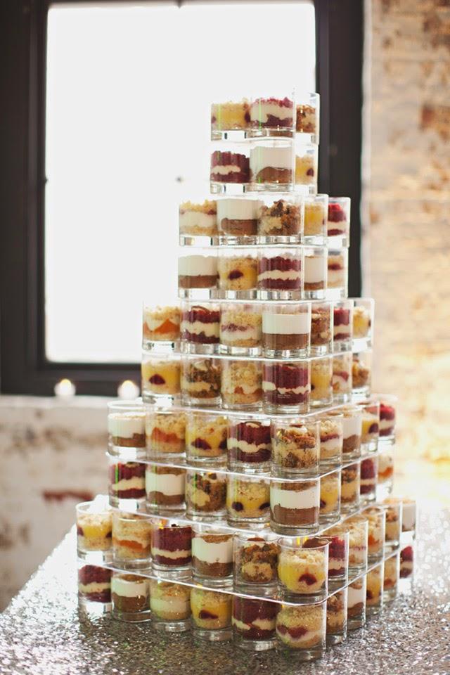 Extremamente Sissa Noivas e Festas: Idéias de sobremesa para sua festa ou casamento OH15