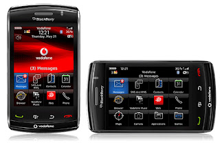 gambar BlackBerry Storm2 9520