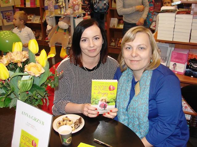 spotkania z pisarzami na targach książki