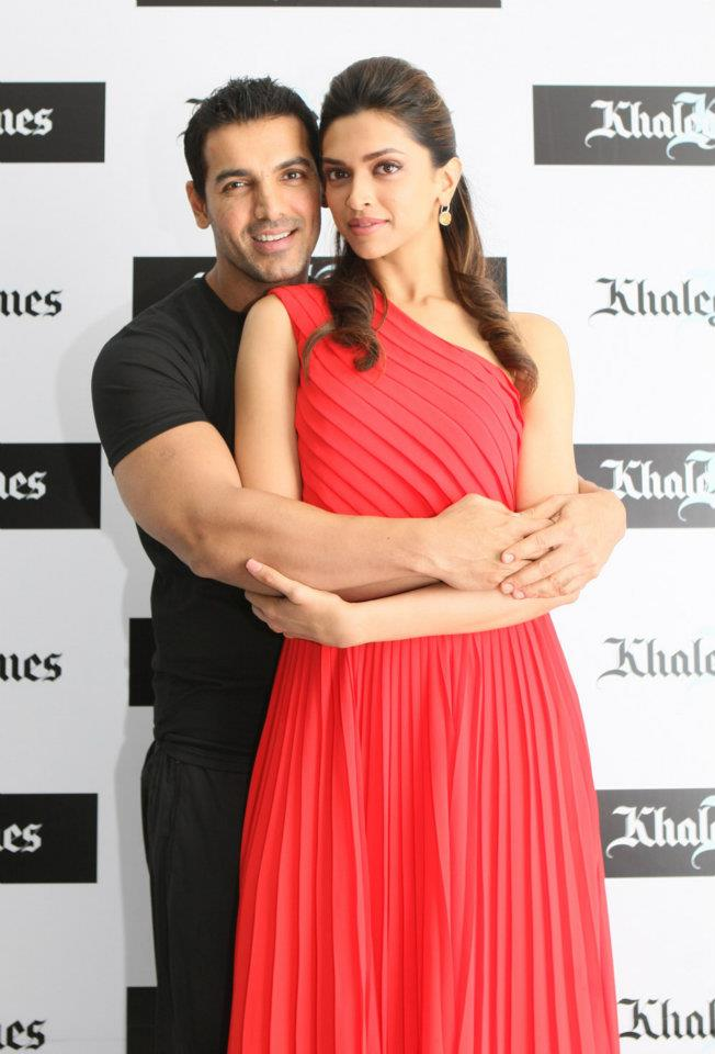 john abraham and deepika padukone dating With ganesh hegde, deepika padukone find industry contacts & talent representation manage your photos, credits, & more.