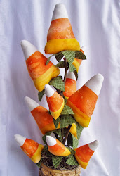 Candy Corn Tree ePattern