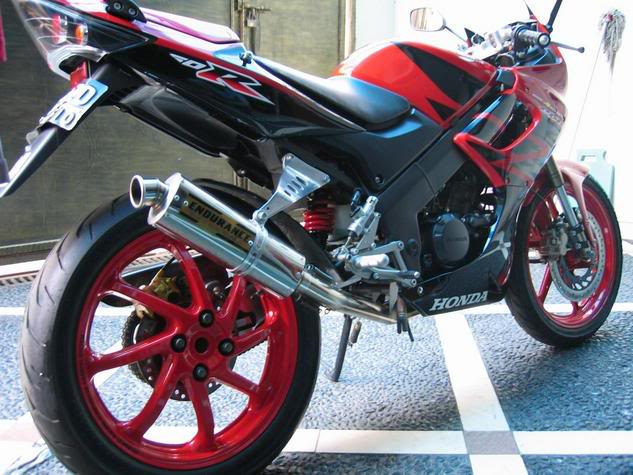 Modifikasi Honda CBR 150R Streetfigter Racing Bike_1. title=
