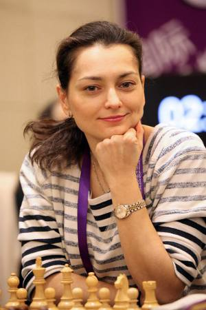 Echecs : la Russe Alexandra Kosteniuk (2495)