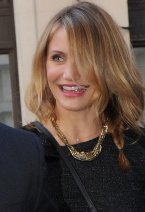 Wedding beginning of 2015? Cameron Diaz in a hurry | She is overjoyed