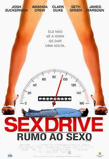 Assistir Sex Drive – Rumo ao Sexo Dublado Online HD