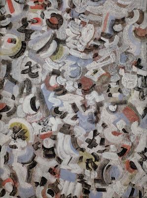Signs and Messengers [1967] by Mark Tobey
