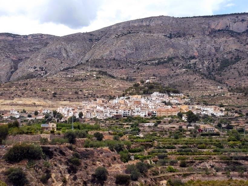 Buenas vistas desde Sella