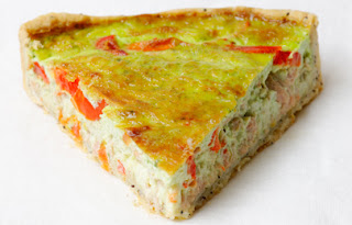 quiche aux lgumes