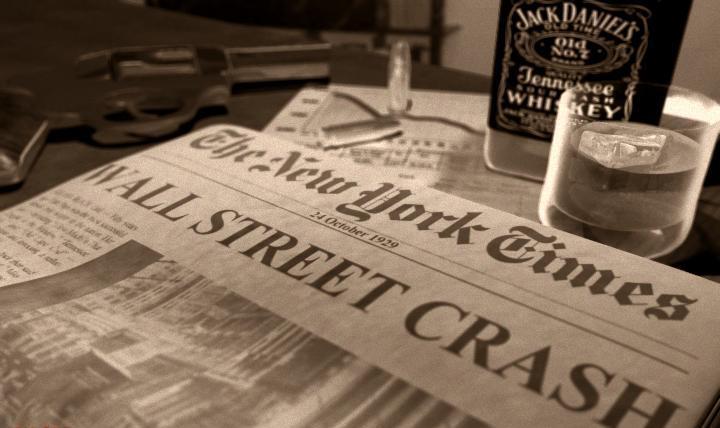 Crisis de la bolsa de nueva york