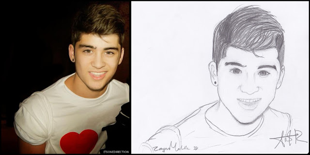 Zayn Malik One Direction