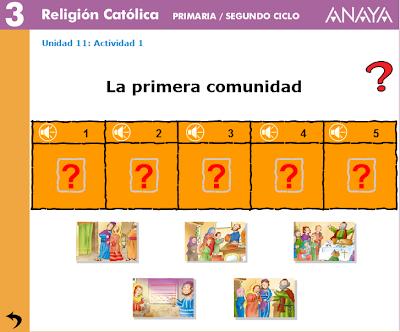 Religión, El nacimiento de la Iglesia,