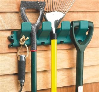 Kleenezewebshop tool hanger kleeneze products online - Support pour outils de jardin ...