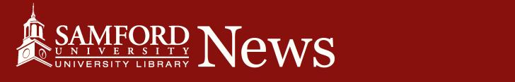 Samford Library News