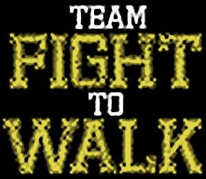Team Fight to Walk
