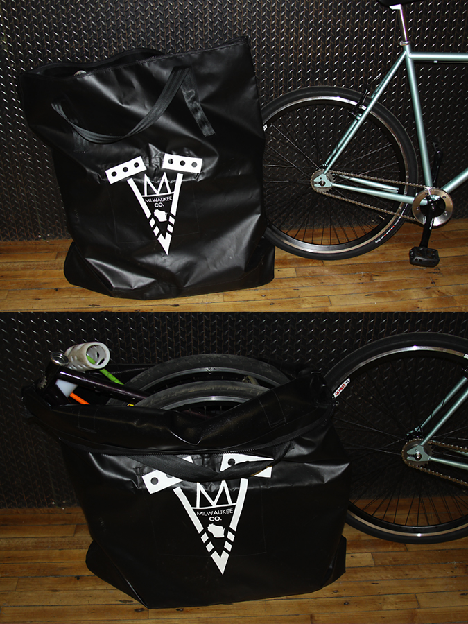 Milwaukee Bicycle Co. - Bike Polo Travel Bag