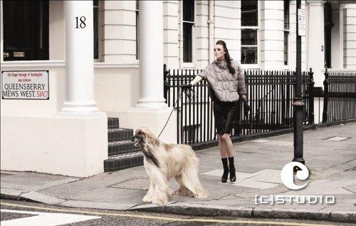 C Studio , marque italienne de doudoune haut de gamme, presentera des  demain sur le Tranoï Preview sa ligne pour femme. 1e205656079