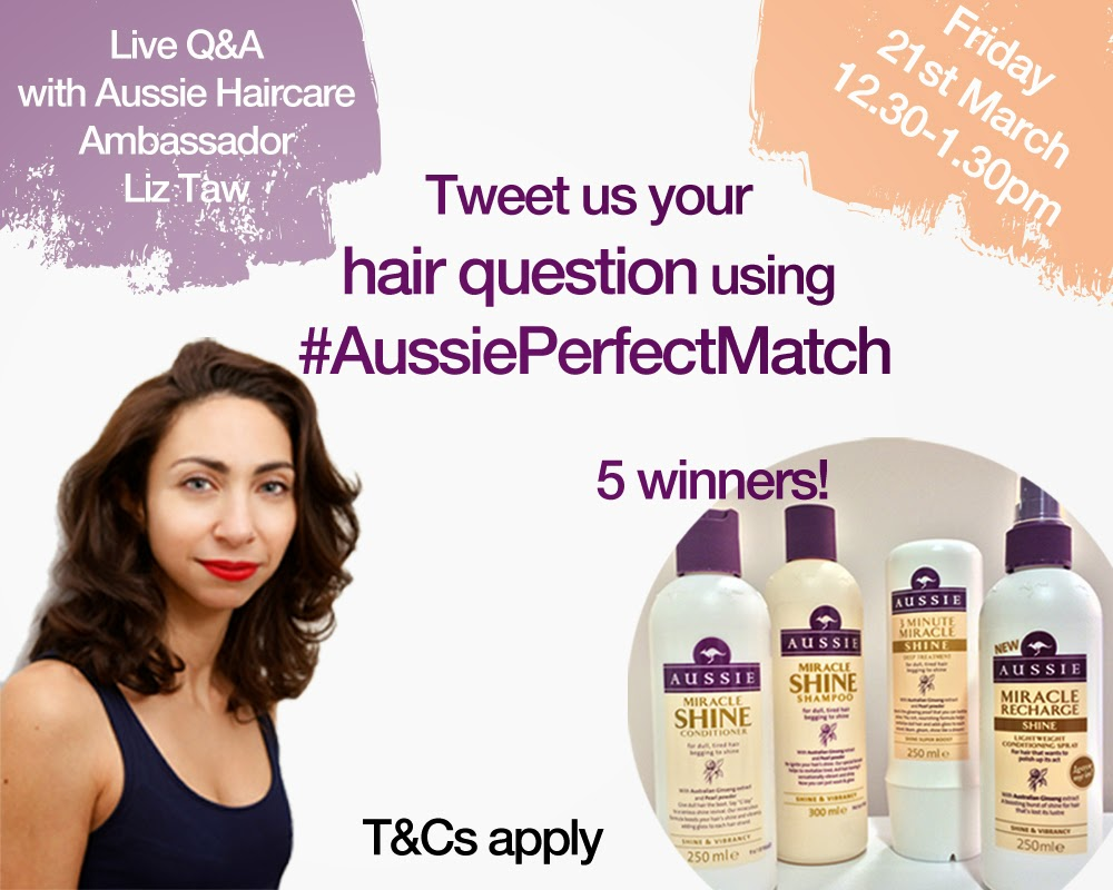 Aussie Perfect Match Twitter Party