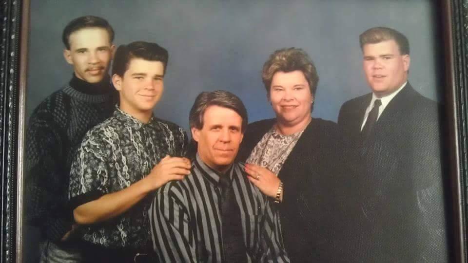Trosper Family 2016