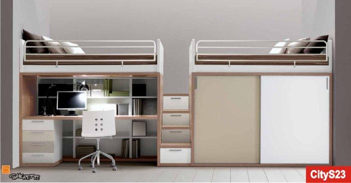 Camerette blog news sull 39 arredamento per bambini un for Piani di cabina di tronchi di 2 camere da letto