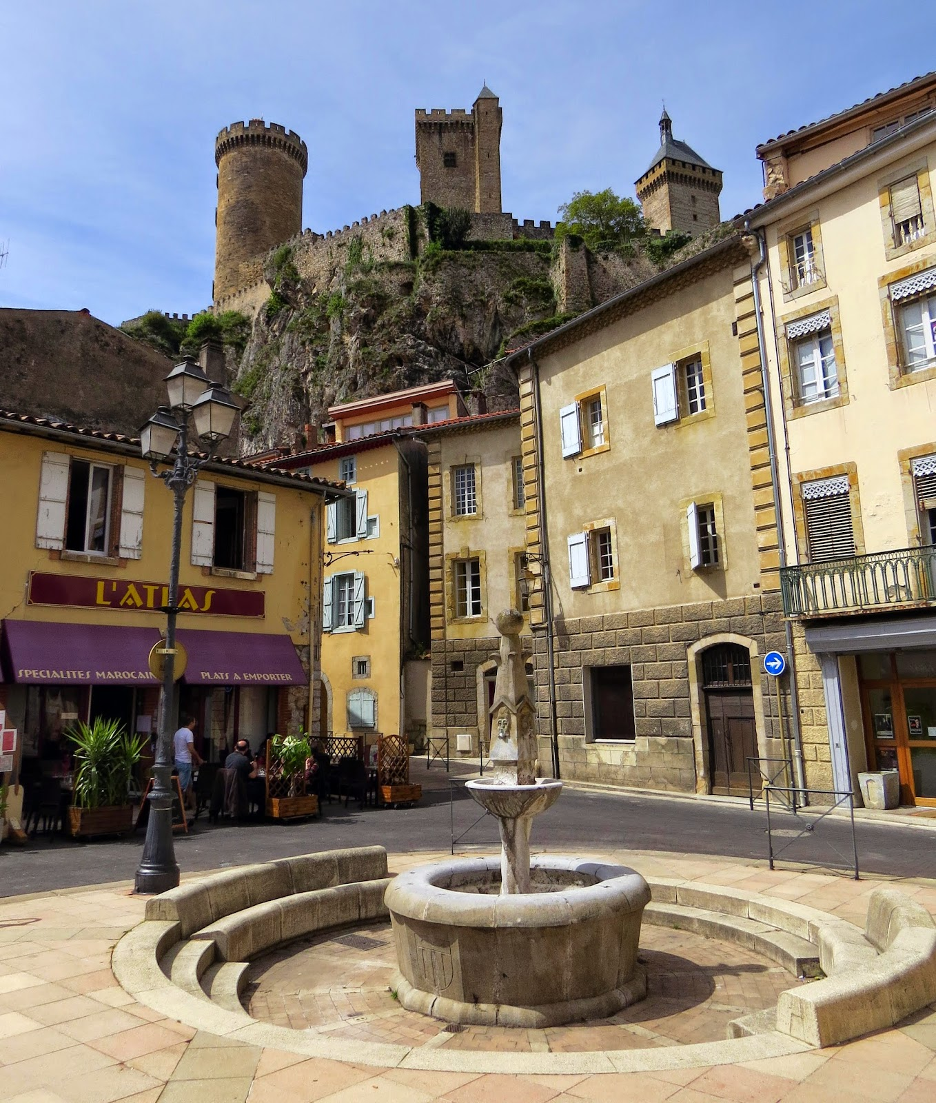 Foix, Francia