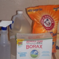 Homemade Disinfectant Cleaners