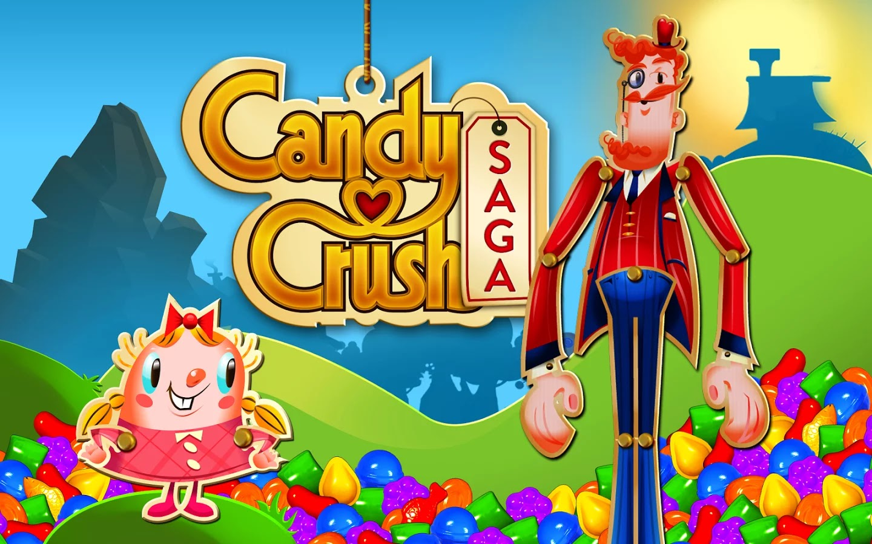 Candy Crush Saga v1.37.0 (Juegos 2014)