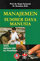 toko buku rahma: buku MANAJEMEN SUMBER DAYA MANUSIA, pengarang tjutju yuniarsih, penerbit alfabeta