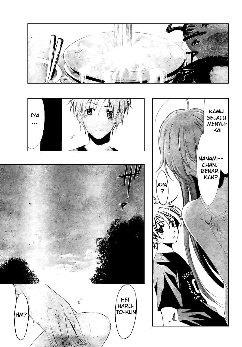Komik kimi no iru machi 35 page 11