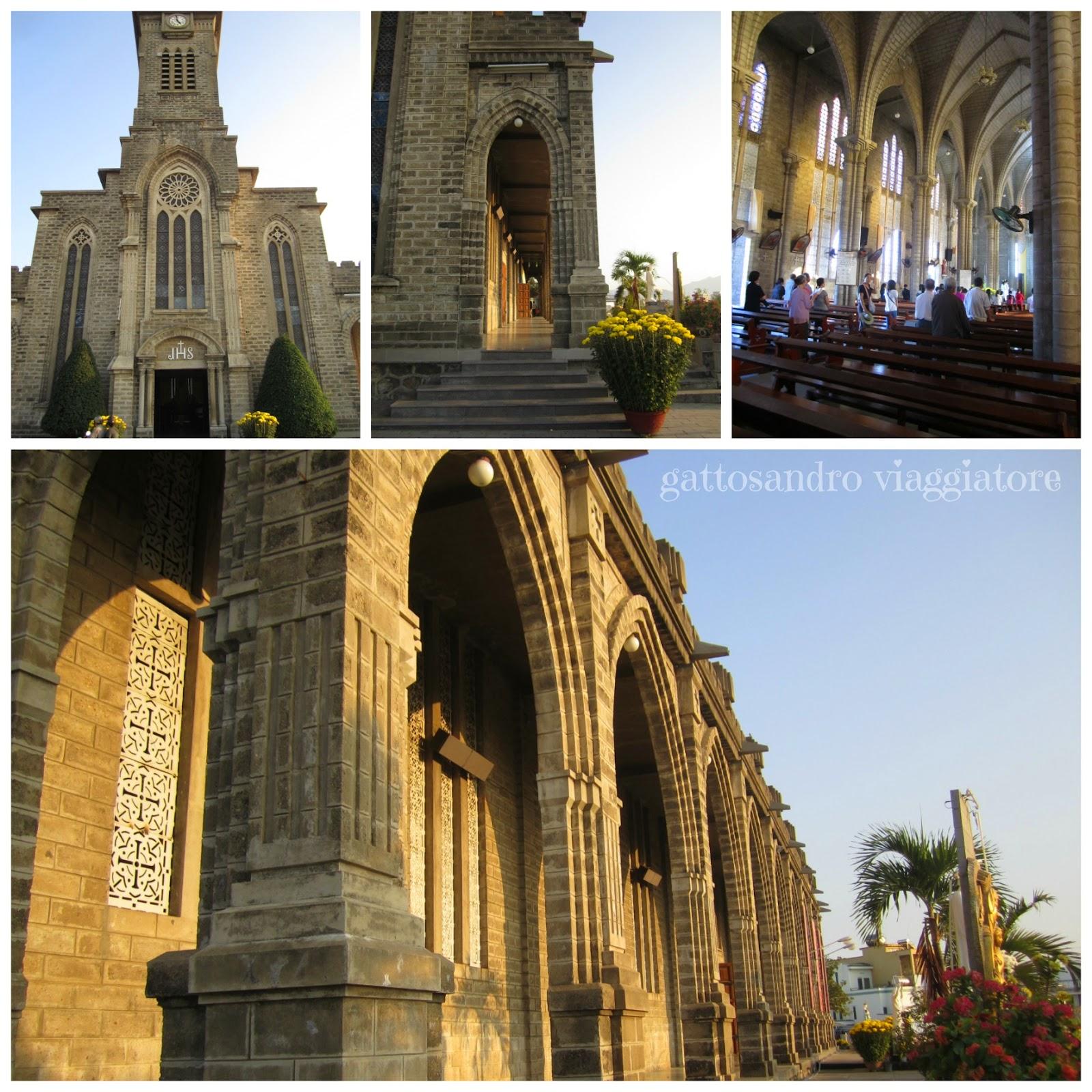 Nha Trang - cattedrale
