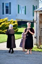 Barefoot Amish