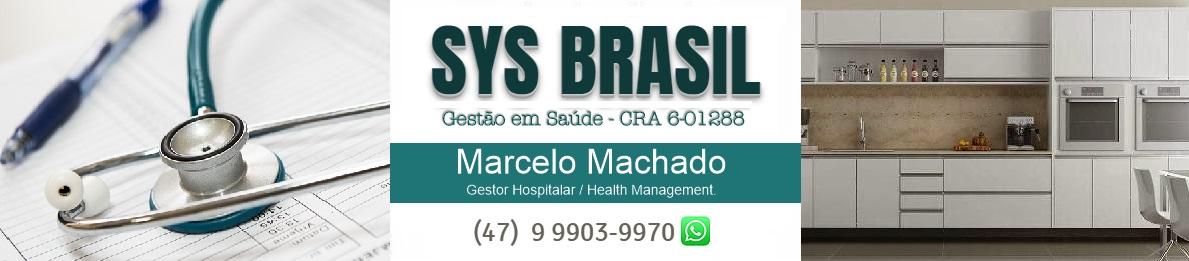 Sys Brasil Gestão Hospitalar e projetos 3D - (47) 9 9903 9970