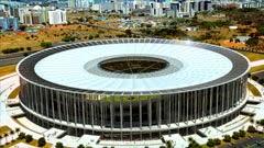 Stadion Estadio Nacional untuk Piala Dunia Brazil 2014