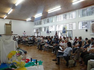 Regional Sul 1 da CNBB realiza Encontro Missionário Estadual
