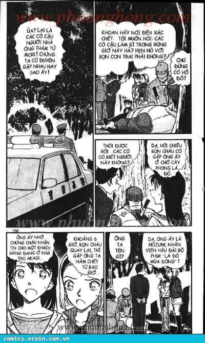 Detective Conan - Thám Tử Lừng Danh Conan chap 542 page 4 - IZTruyenTranh.com