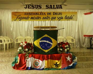 CONGREGAÇÃO LIRIO SUAVE - TIMON/MA.