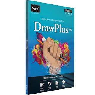 Serif Draw Plus X5 12.0.0.17