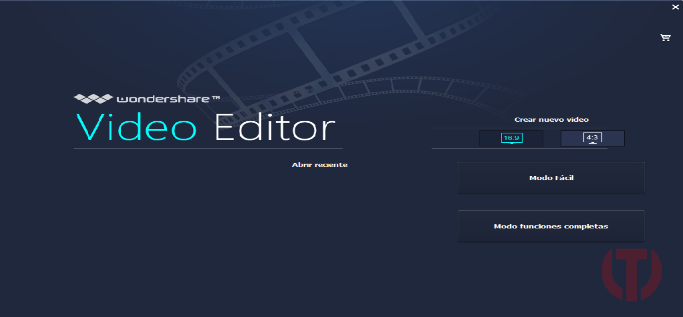 Wondershare Video Editor Screenshot 2