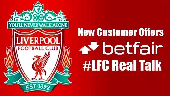 Join Betfair Via #LFC Real Talk