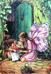 A fairy went a-marketing,
