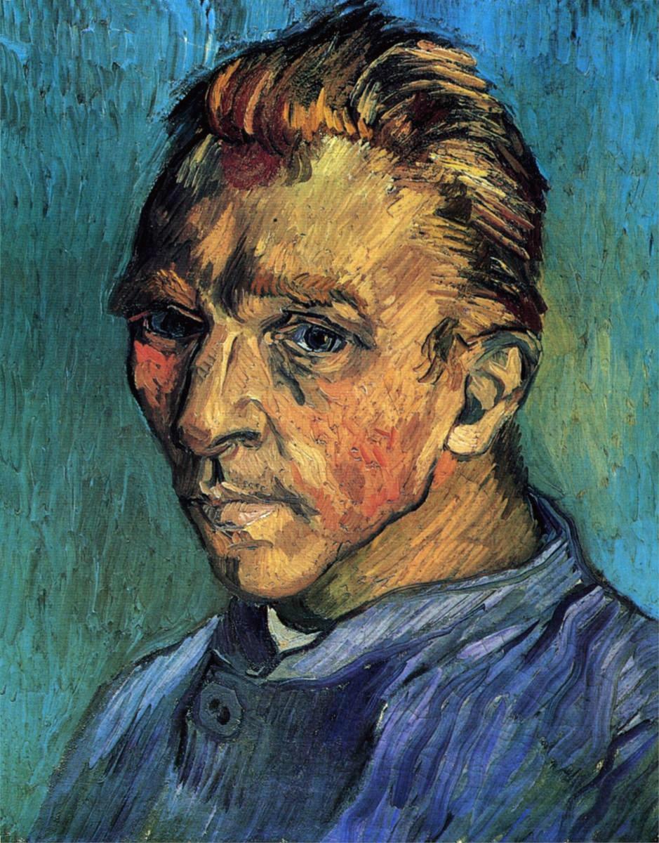 ART & ARTISTS: Vincent van Gogh self-portraits