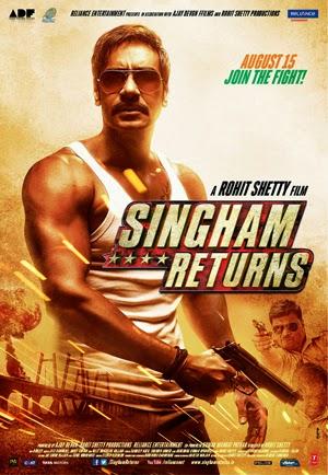 Chàng Cảnh Sát Singham Trở Lại - Singham Returns