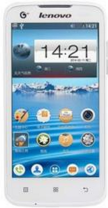 Lenovo A398t Android