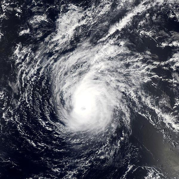 Hurrikan Jova an der mexikanischen Pazifikküste