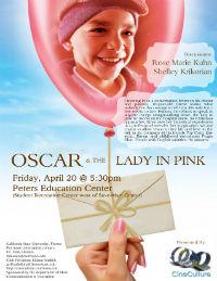 Oscar and the lady in pink - Oscar et la dame rose