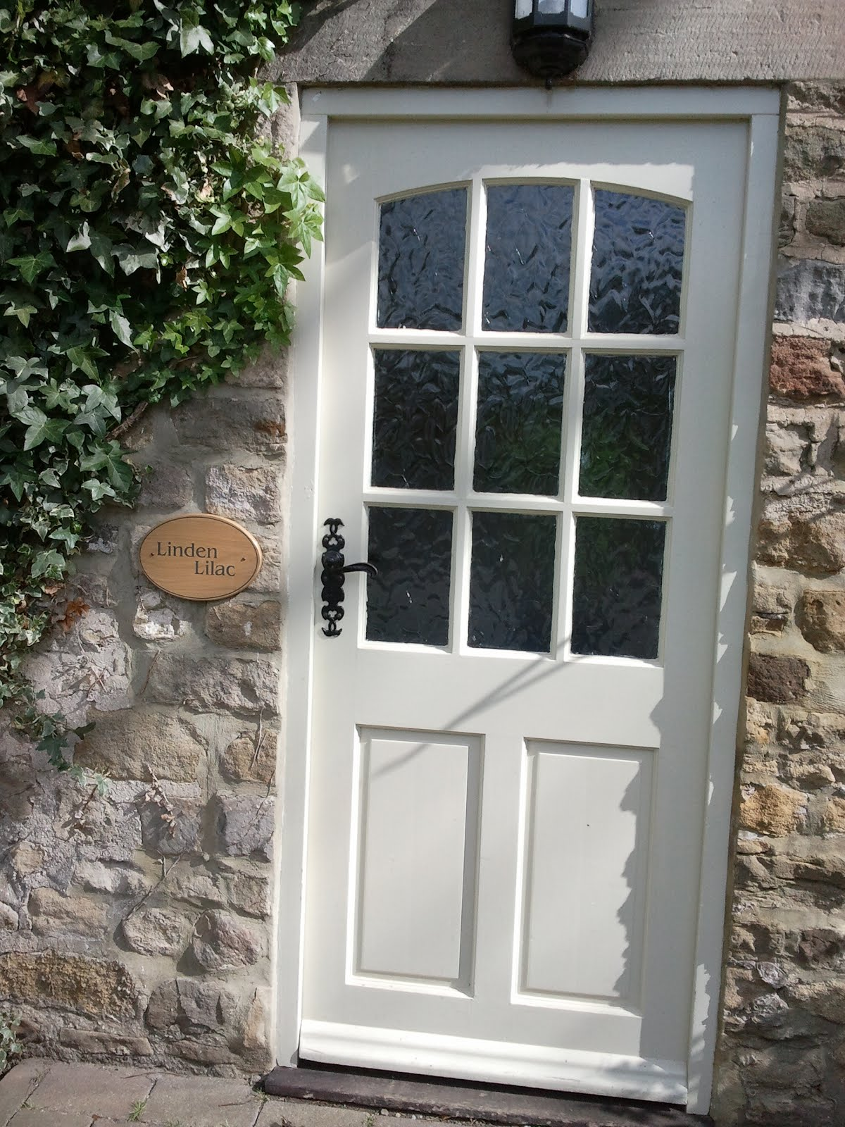 oak door wall signs marine plywood parking signs for headlam hall hotel spa supplied fitted by duncan butterfields green i signs