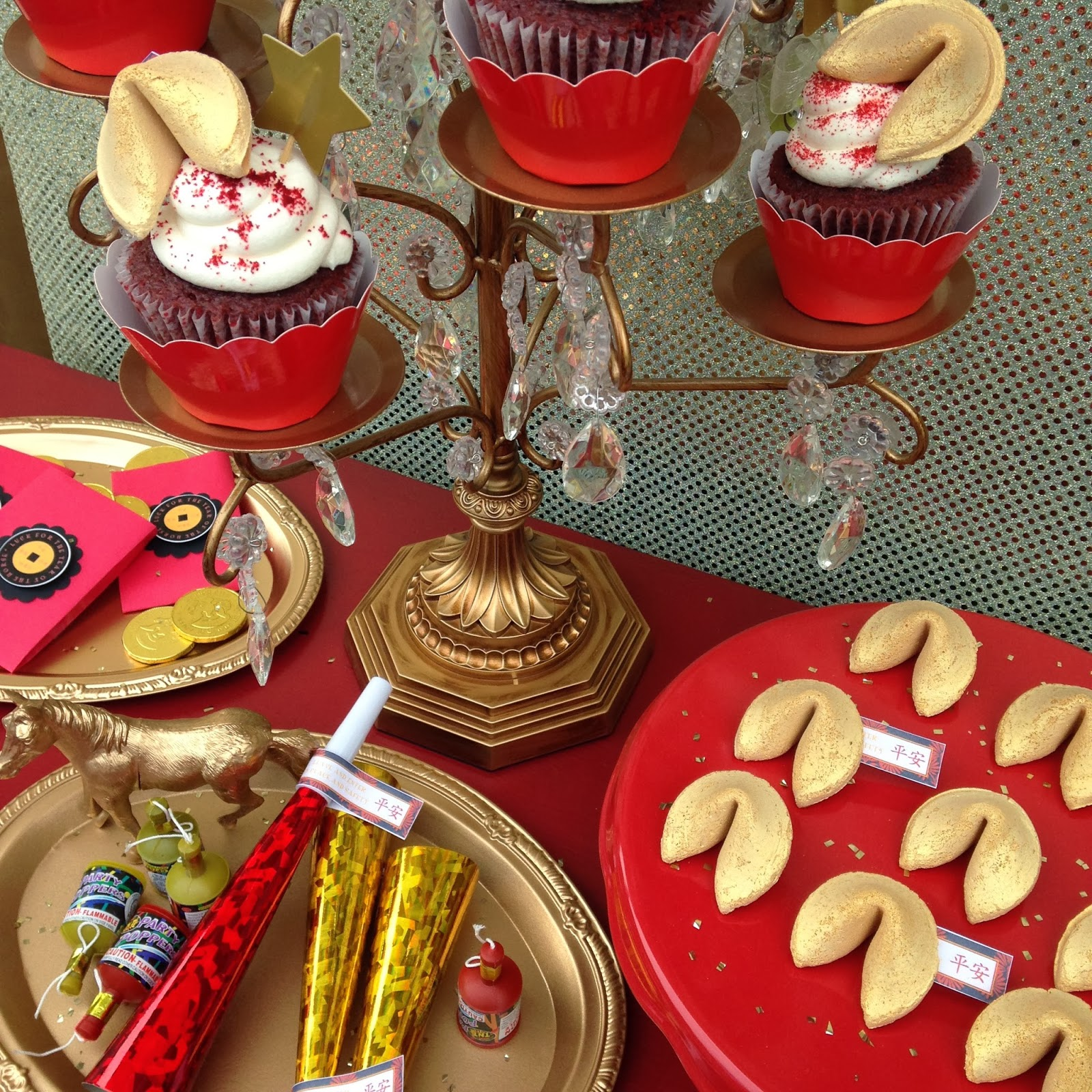 chinese new year party inspiration free printables laura u0027s