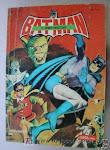 La couverture du jour :  Batman l'homme chauve-souris Libro Comics Tom XII