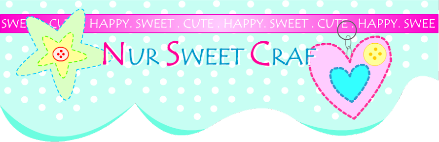 Nur Sweet Craft by Syaza Bright Ent.