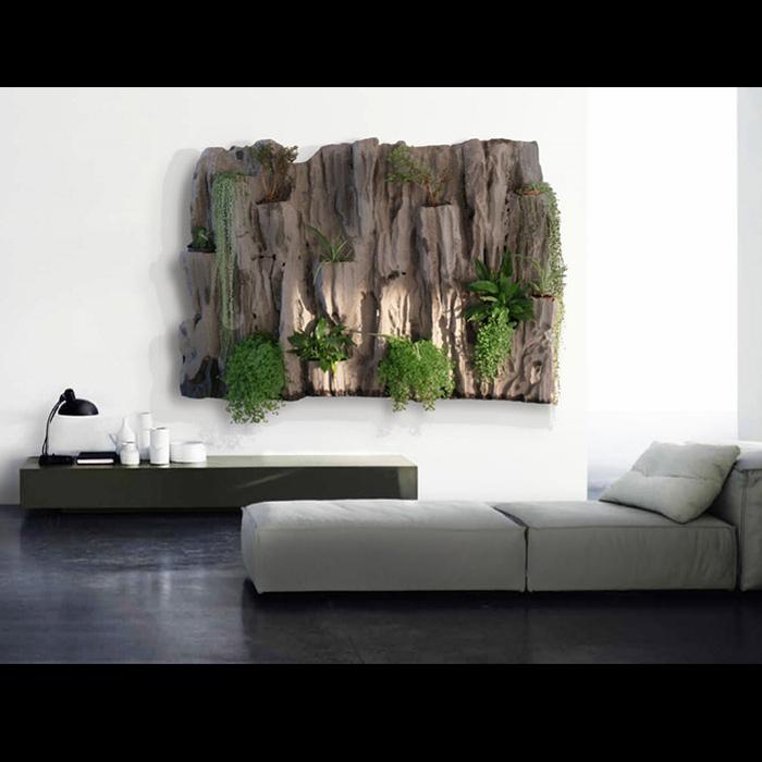Sensaciones de hogar comprar cuadros online y otros - Cuadro jardin vertical ...